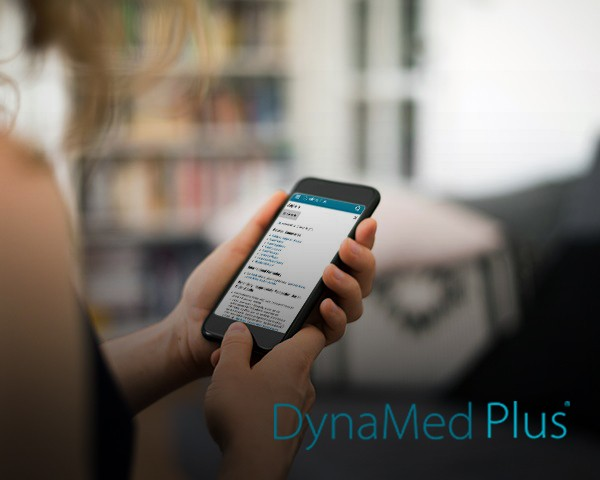 IDynaMed Plus Mobile app